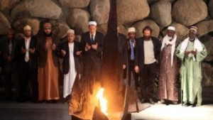 Des imams de France au Mémorial de la Shoah à Drancy (Février 2013)