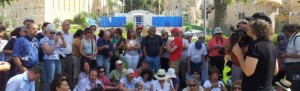 Voyage de JCall de mai 2013 en Israël et en Palestine