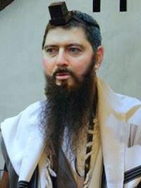 Csanád Szegedi en 2013, après sa conversion au judaïsme