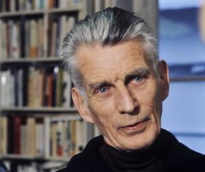 Samuel Beckett (1906-1989) (crédit photo: Roger Pic)